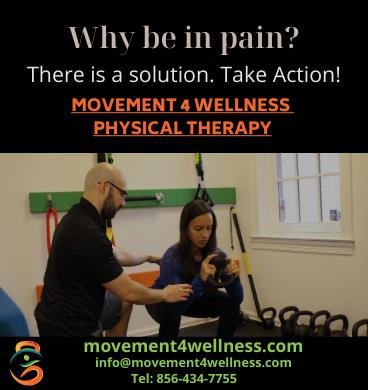 Movement4Wellness Promo Ad