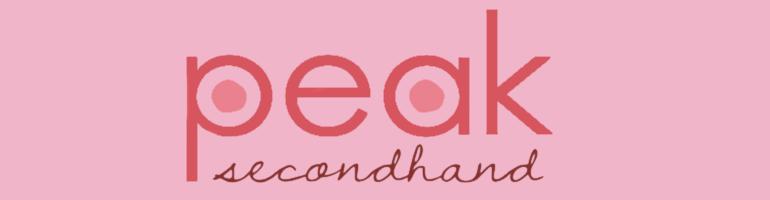 Peak Secondhand Banner Ad