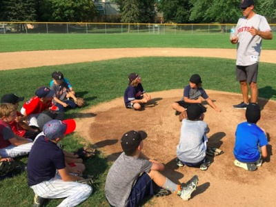 Baseball Clinic Planned