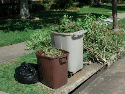 New Yard-Waste Schedule