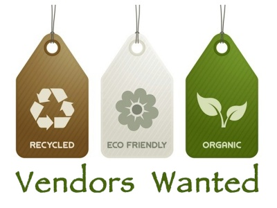 Green Vendors Wanted