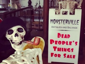 Monsterville Hits Biz District