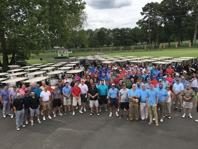 Neonatal golf outing