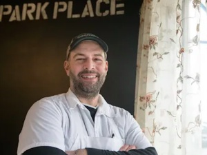 Town Chef Makes His Mark