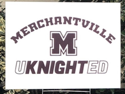 Merchantville UKNIGHTed Signs