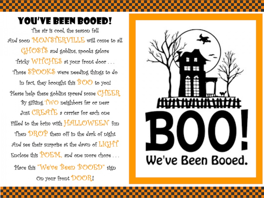 Have You Ve Been Booed