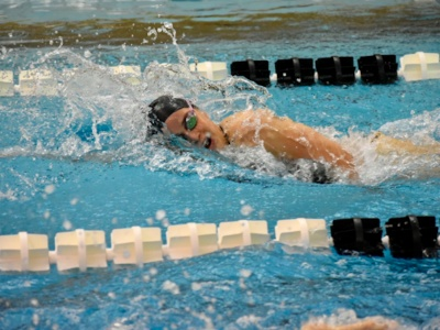 Local Swimmer Shines