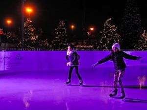 WinterFest Ice Skating