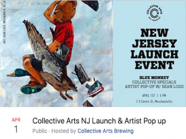 Collective Arts Launch