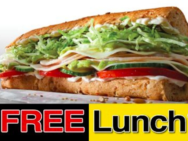 Mulhern's Lunch Promo