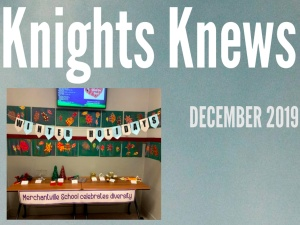 Read the Knight's Knews