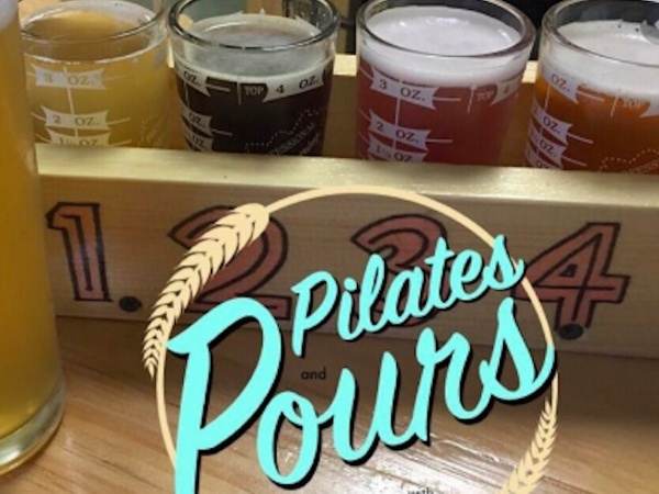 Pilates and Pours