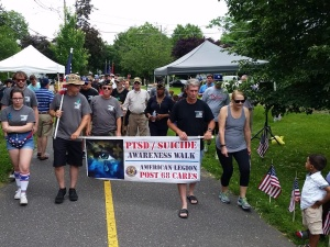 3rd Annual PTSD Walk