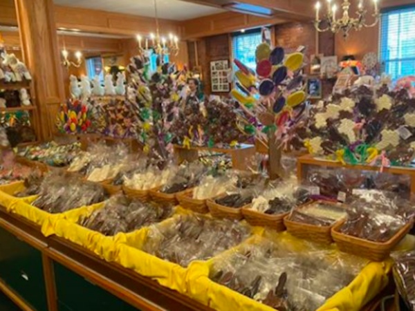 Easter Candy Galore
