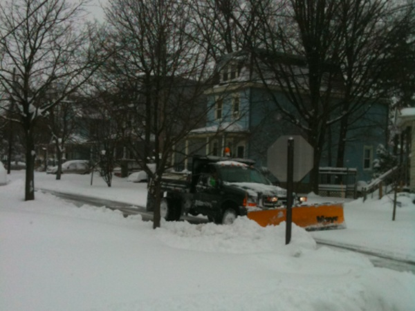 Snow Removal Quotes Sought