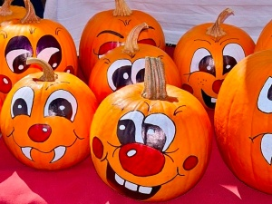 Pumpkin Painting Contest