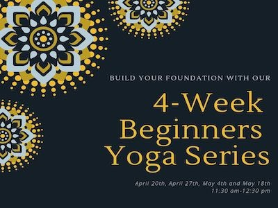 Beginner Vinyasa classes