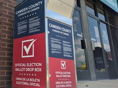 County Announces Voter Drop Boxes