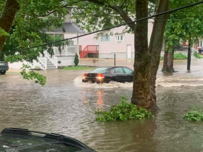 Storm Brings Local Flooding