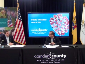 Camden County Covid-19 Update