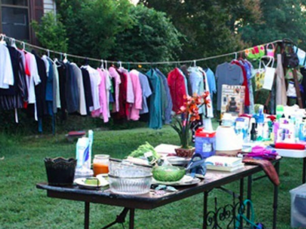 Town-Wide Yard Sale