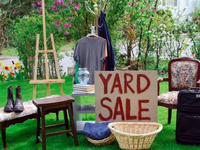Annual Town Yard Sale Canceled