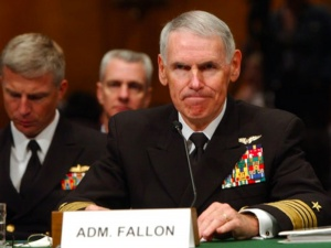 Admiral Fallon to Speak
