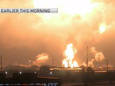 SW Philly Refinery Explosion