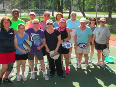 Pick Up Pickleball