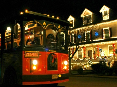 Holiday Trolley Tours