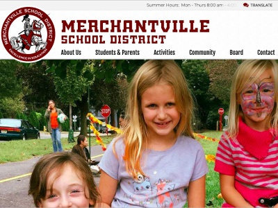 School Website Gets a Makeover
